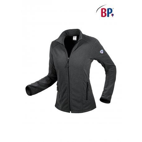 Veste Passe Couloir grise Coupe Femme fermeture zip-BP-