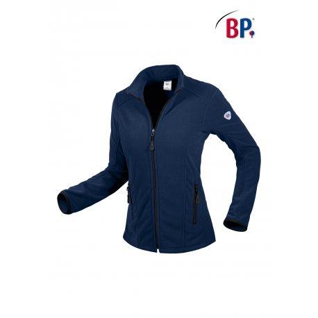 Veste Polaire Femme Médicale Bleu Marine-BP-