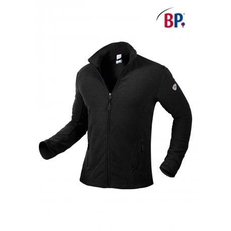 Veste Passe Couloir noir Médical Homme-BP-