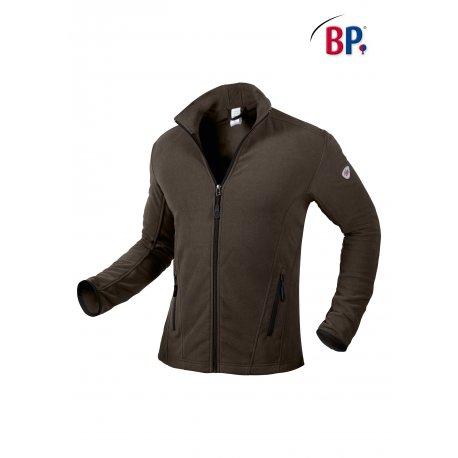 Veste Polaire Homme couleur faucon avec zip-BP-
