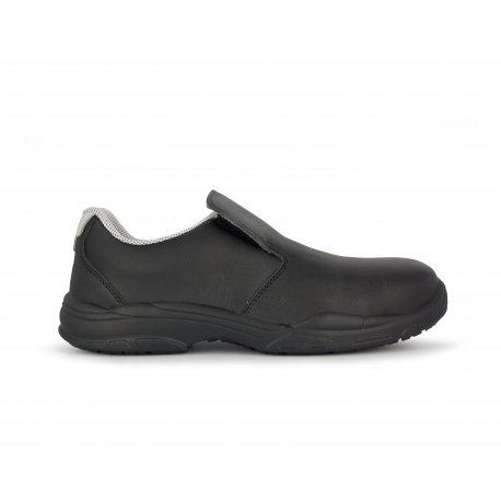 Chaussure de Cuisine noire très confortable -NORDWAYS-
