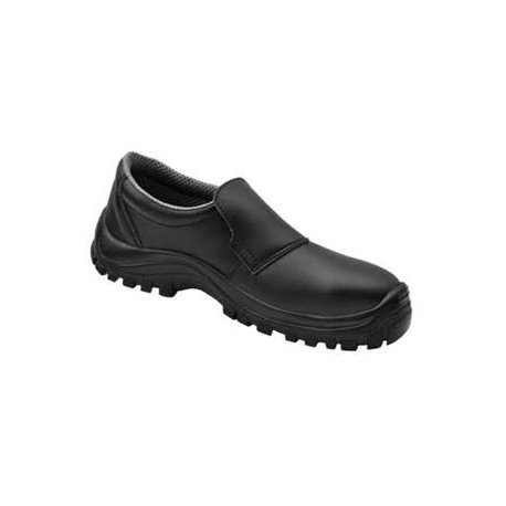 Chaussure de Cuisine avec coque noir