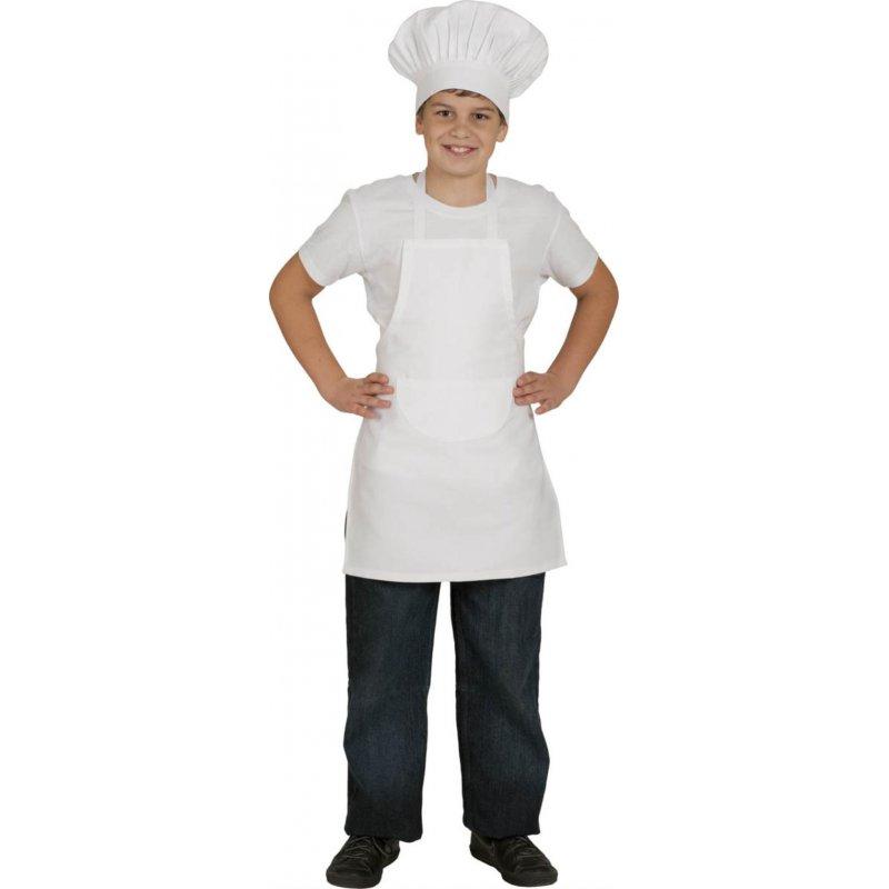 Toque de cuisinier pour enfant