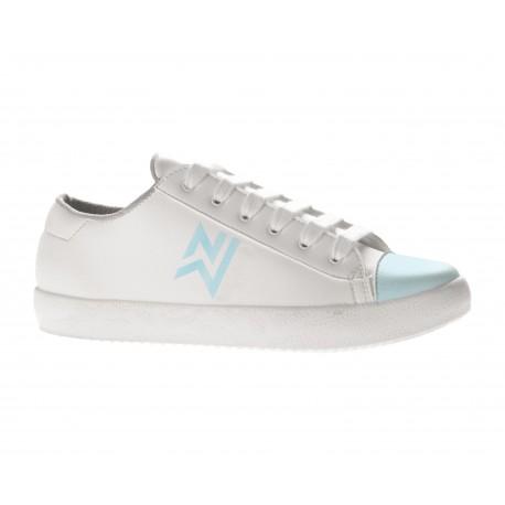 Chaussure pour le médical graned confort ciel et blanche-NORDWAYS-