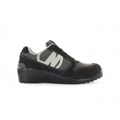 Chaussure type basket pour femme avec sécurité-NORDWAYS-