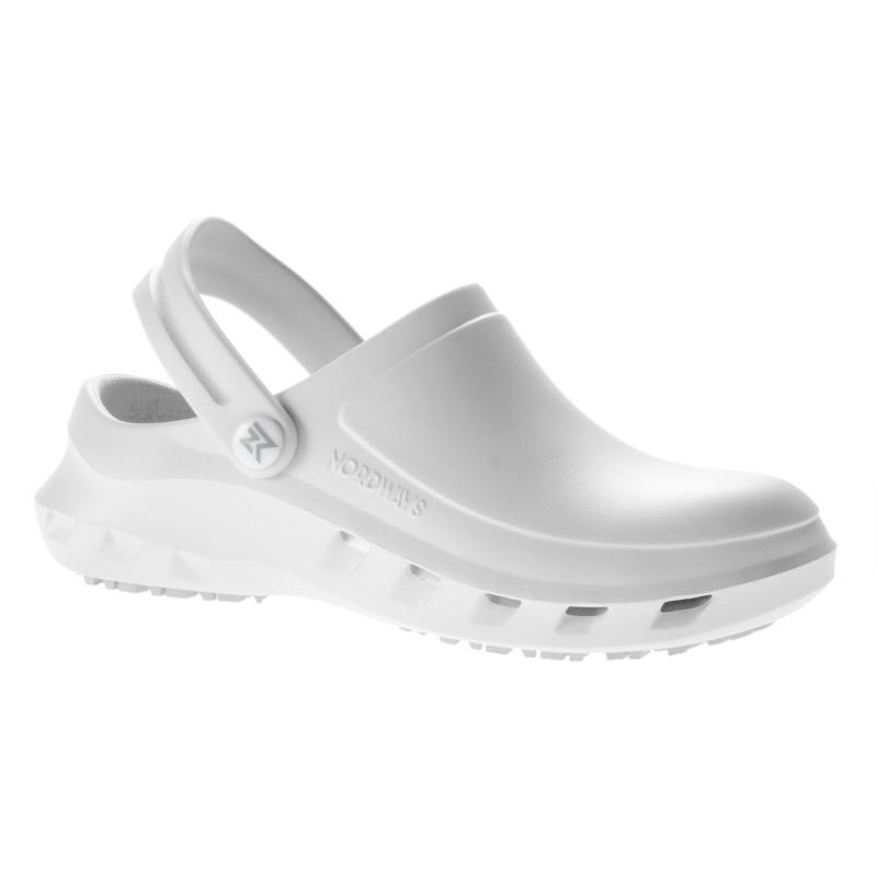 Sabot PVC modèle NFLY Blanc
