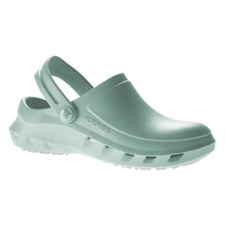 Sabot PVC modèle NFLY vert avec bride-NORDWAYS-