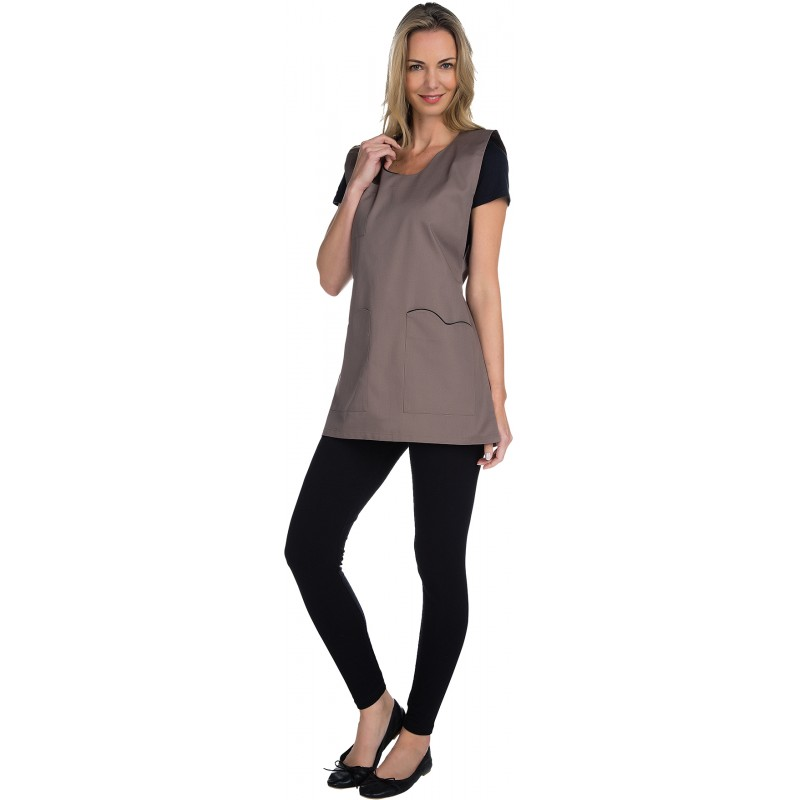 Chasuble professionnel couleur Taupe