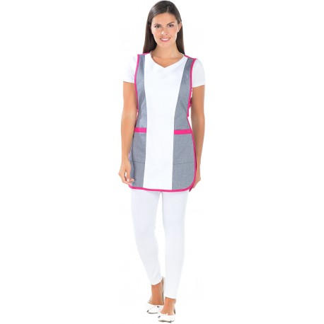 Tablier Chasuble Mirabelle Chambray