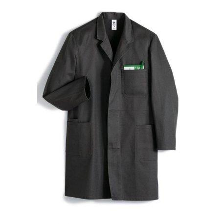 Blouse de travail grise 100% coton-BP-