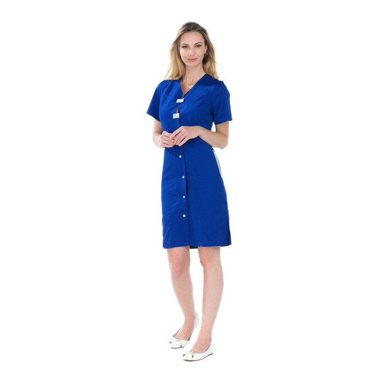 Blouse Femme de Chambre Bleu Marine