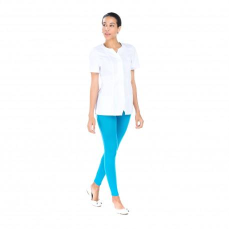 Tunique médicale femme fente côté 75 cm-REMI-
