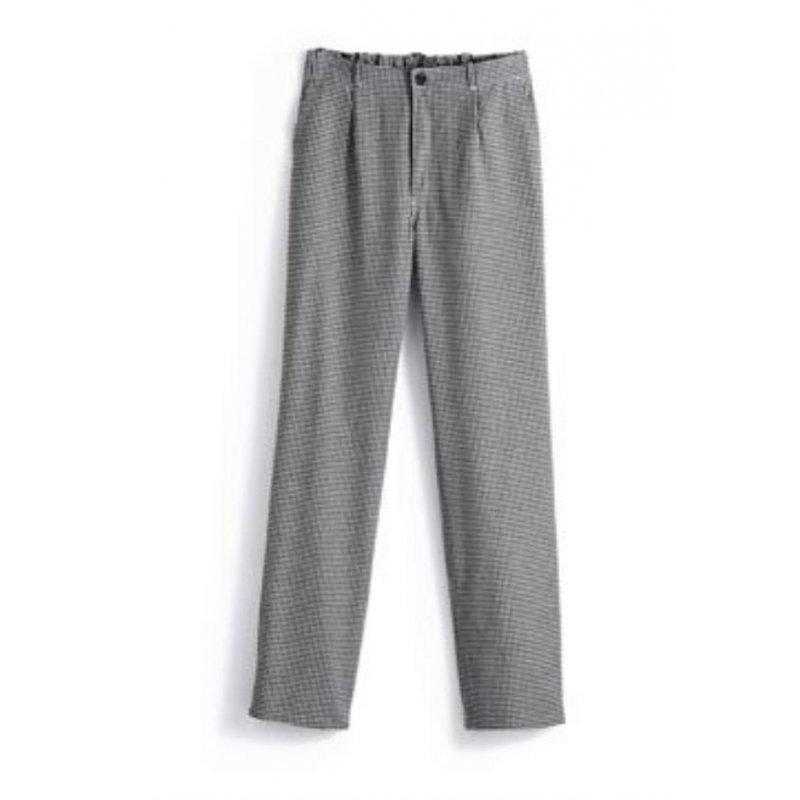 Pantalon-Pied de poule