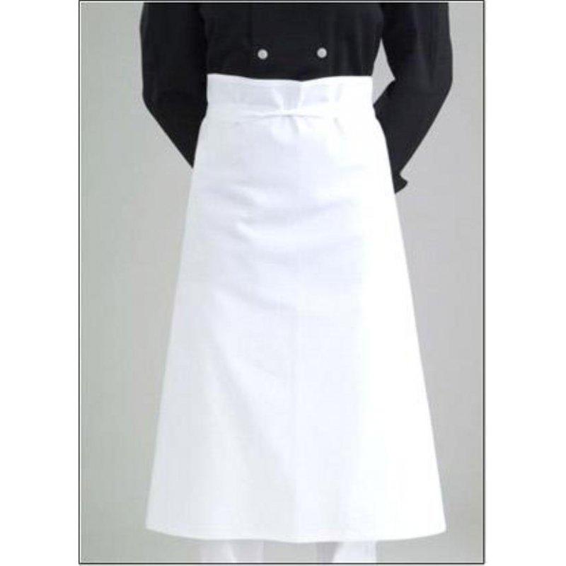 Tablier Cuisine Roi Du Tablier Blanc Trousseau Professionnel Cuisine