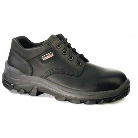 Chaussures de sécurité noir embout polycarbonate-LEMAITRE-