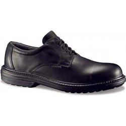 Chaussures de sécurité noir lacet polyamide-LEMAITRE-