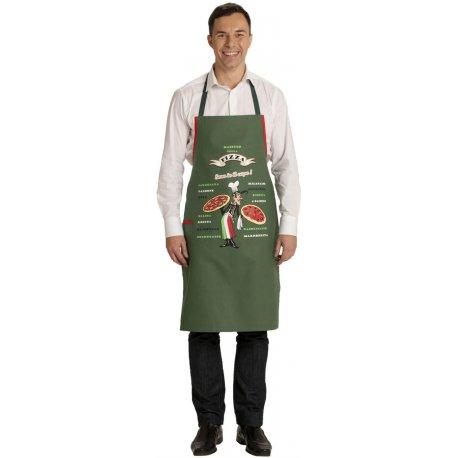 Tablier de cuisine fantaisie sono il capo vert - Tablier cuisine fantaisie ...