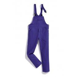 Saloptte de travail Bleu Roi 100% coton-BP-