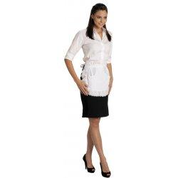 Tablier de service pour femmes de chambres ou serveuses