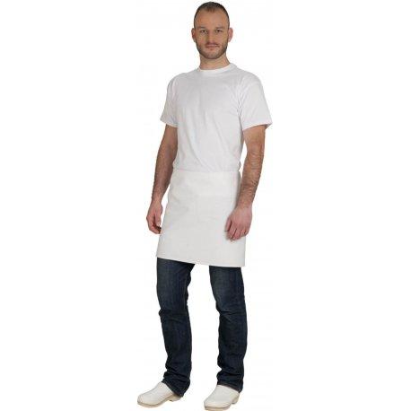 Tablier de cuisinier 50 cm 100% coton -TALBOT-