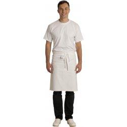 Tablier de cuisinier 75 cm 100% coton -TALBOT-