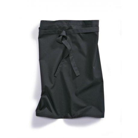 Tablier de cuisine Noir 45 cm polycoton -BP-