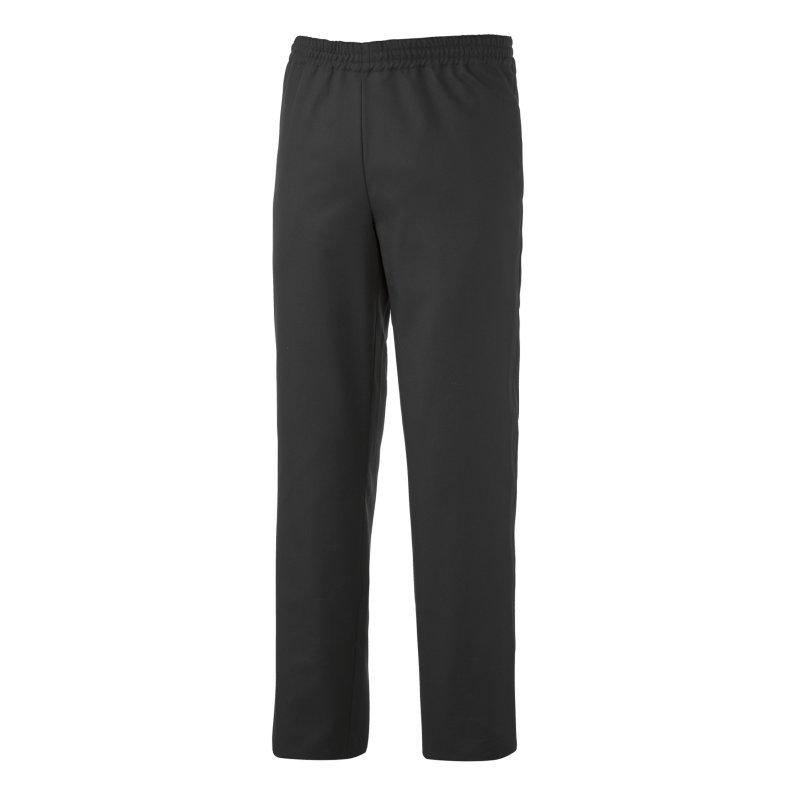 Pantalon de cuisine noir pour homme for Pantalon cuisine noir
