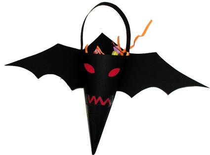 Activit cr ative le sac bonbons d halloween blog - Comment decorer une citrouille pour halloween ...