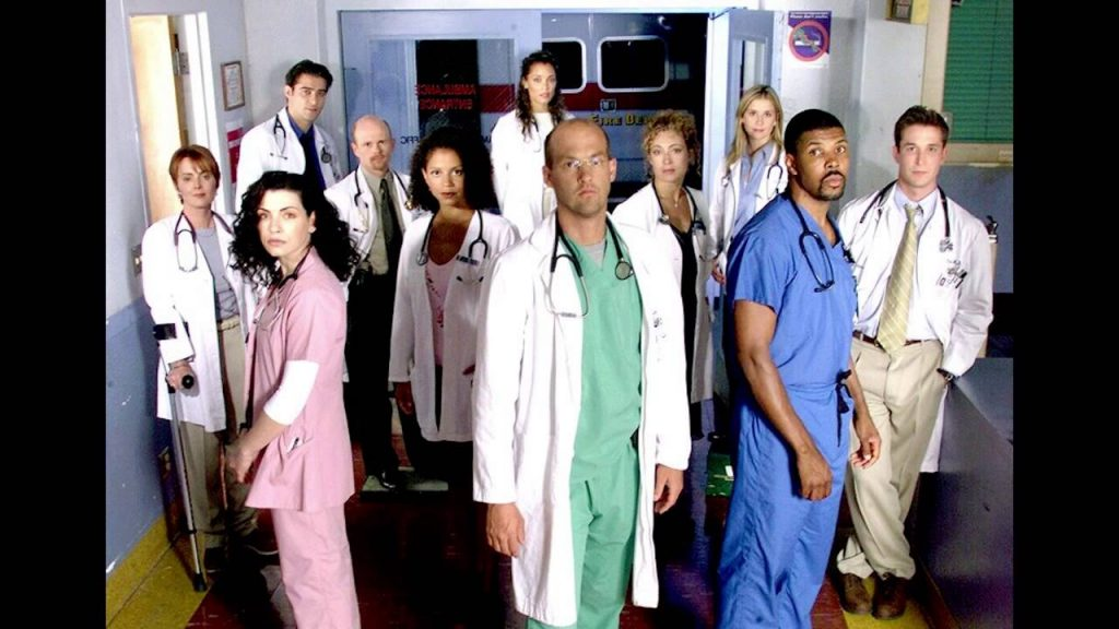Greys anatomy vs scrubs