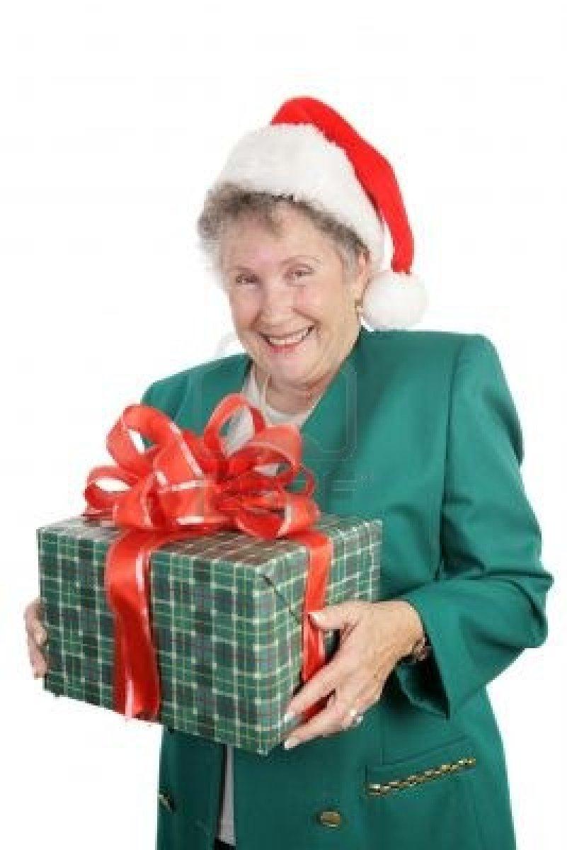 Какой подарок дарить бабушке