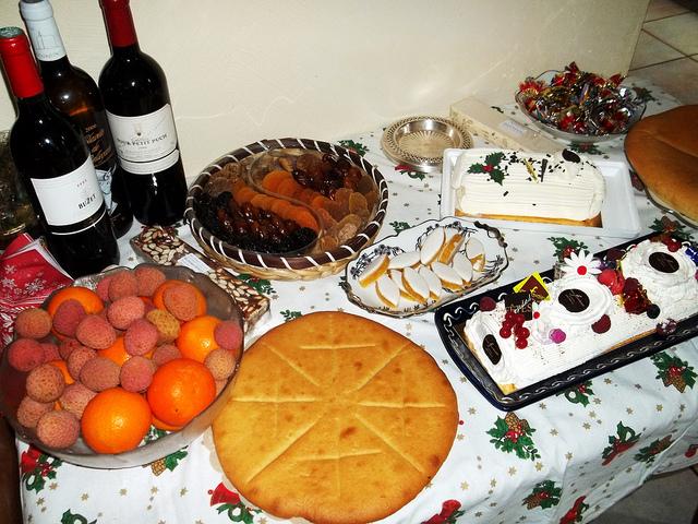 Les treize desserts de no l blog le roi du tablier for Le chiffre treize